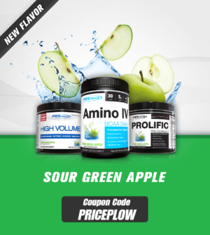 PEScience Sour Green Apple