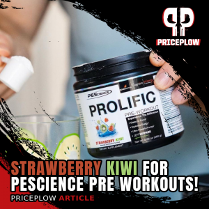 PEScience Strawberry Kiwi