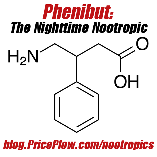Phenibut: The Nighttime Nootropic