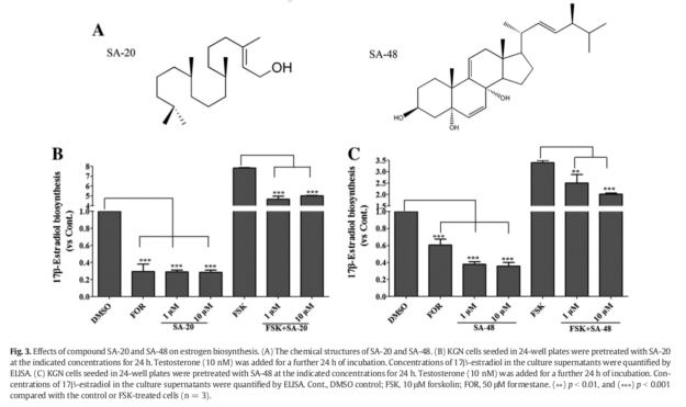Phytol Estrogen