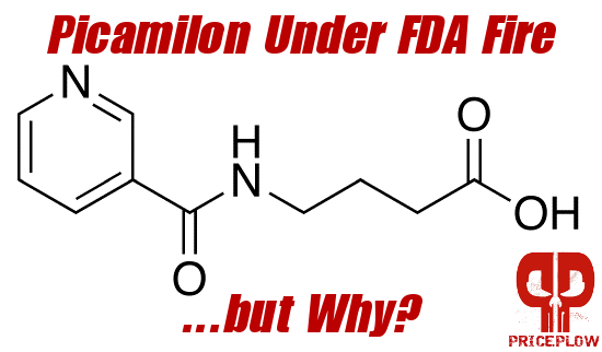 Picamilon FDA