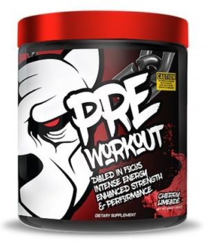 Pitbull Labs Pre Workout