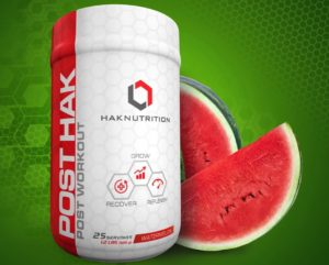 HAKNutrition PostHAK Watermelon