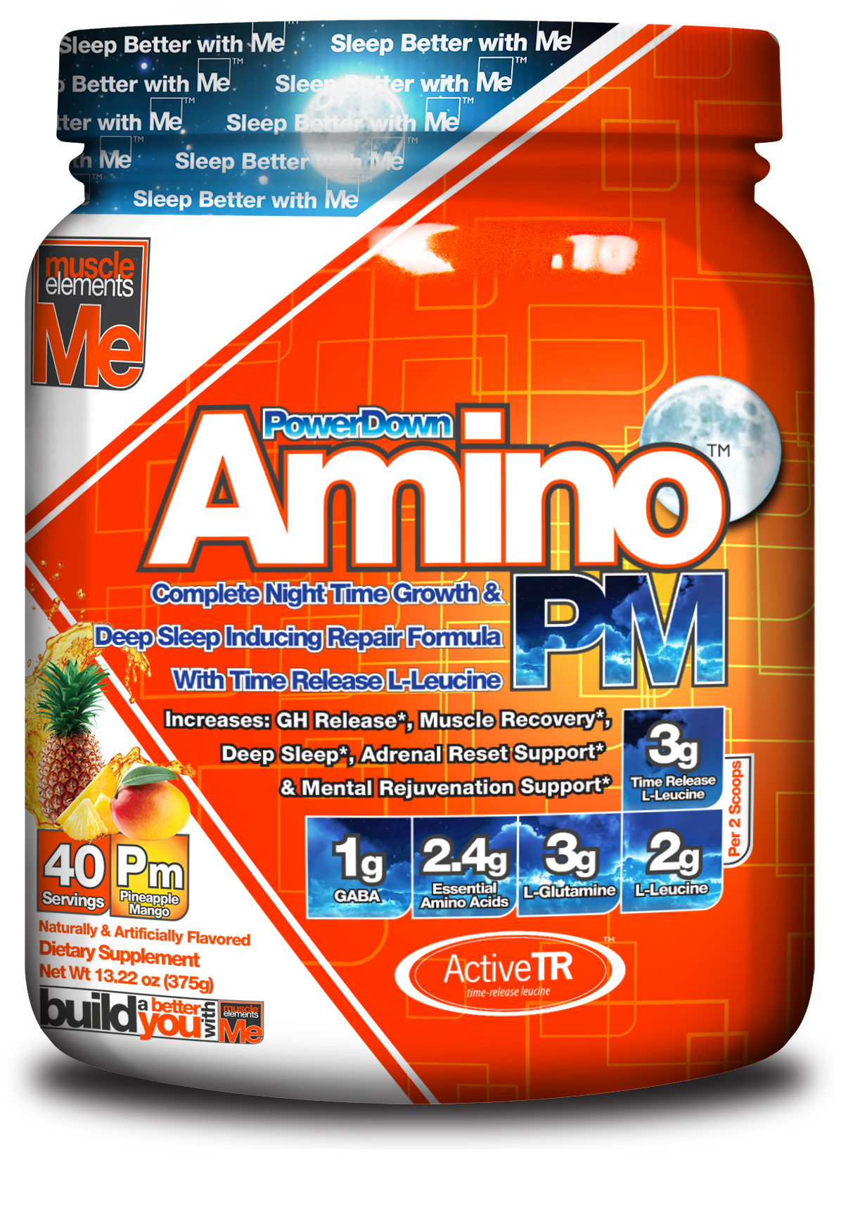 Powerdown Amino PM