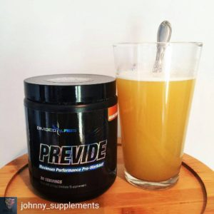 Previde Orange Mango