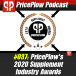 PricePlow 2020 Supplement Industry Awards