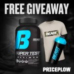 PricePlow Beast Super Test Max Giveaway