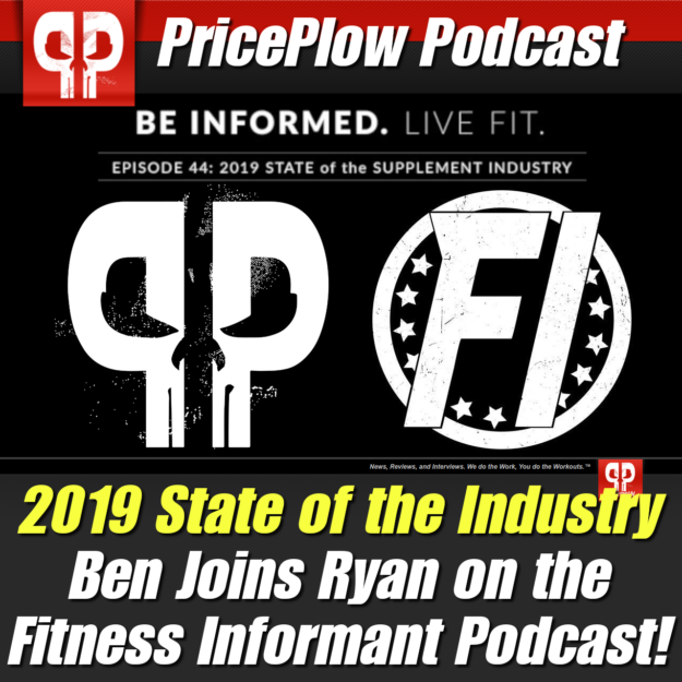 PricePlow Fitness Informant Podcast
