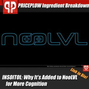 PricePlow Inositol Graphic