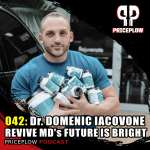 PricePlow Podcast Dr. Domenic Iacovone Revive MD