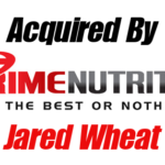 Prime Nutrition Controlling Shares Acquired by Jared Wheat