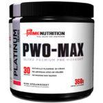 Prime Nutrition PWO-MAX 2016