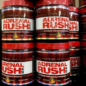 Primeval Labs Adrenal Rush V2 Stack