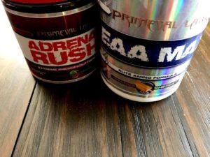 Primeval Labs EAA Max Adrenal Rush V2