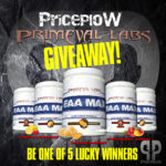 Primeval Labs EAA Max Giveaway