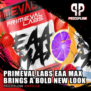 Primeval Labs EAA Max: The OG EAA Supplement Gets a Bold New Look