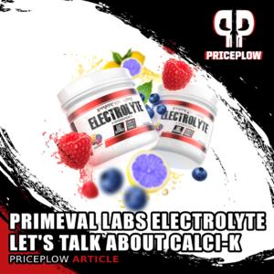 Primeval Labs Electrolyte