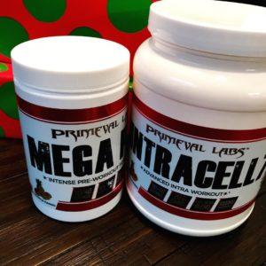 Primeval Labs Intracell 7 Mega Pre