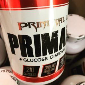 Primeval Labs Primalog Closeup