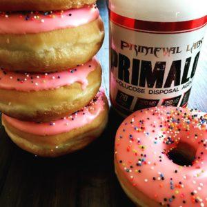 Primeval Labs Primalog Donuts