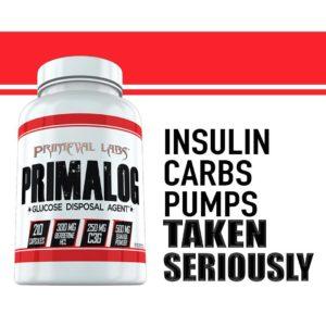Primeval Labs Primalog Insulin