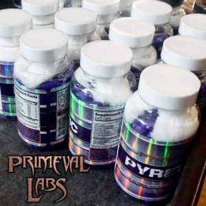 Primeval Labs Pyretic Bottles