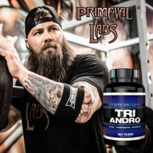 Primeval Labs Tri-Andro Beast