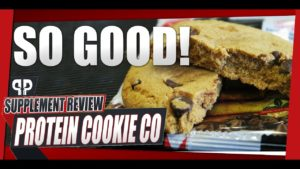The Protein Cookie Company Review