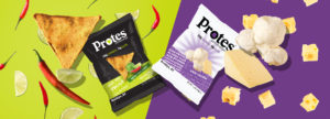 Protes High Protein Popcorn