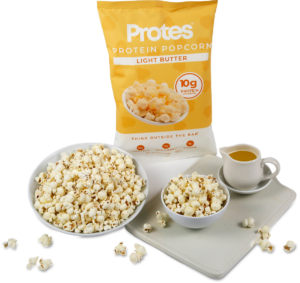 Protes Protein Popcorn Light Butter