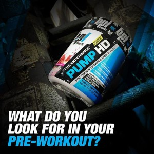 Pump-HD delivers sustained energy and endurance through your workouts with a rather unique type of pump.