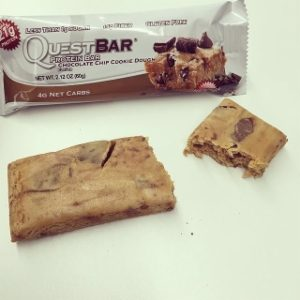 Quest Bar Unwrapped