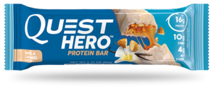 Quest Hero Bar