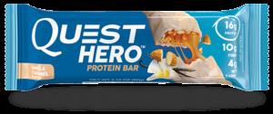 Quest Hero Bar