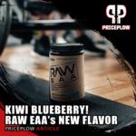 RAW EAA Kiwi Blueberry