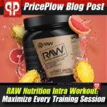 RAW Intra-Workout PricePlow