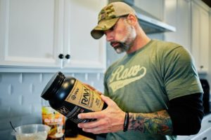 RAW Nutrition Athlete Protein