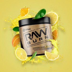 RAW Nutrition Burn Citrus