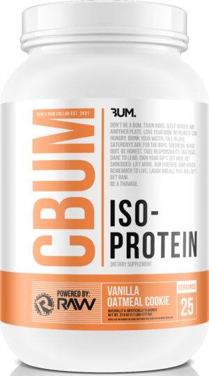Raw Nutrition CBUM Iso Protein
