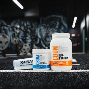 Raw Nutrition CBUM Series