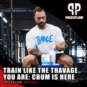 RAW Nutrition Thavage Pre Workout