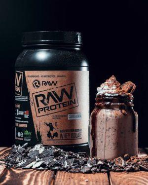 Raw Nutrition Cookies n Cream