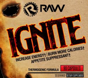 RAW Nutrition Ignite