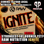 RAW Nutrition Ignite
