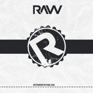 RAW Nutrition Logo