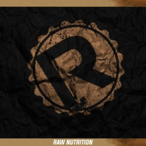 RAW Nutrition Logo Dark