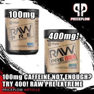 RAW Nutrition RAW Pre Extreme