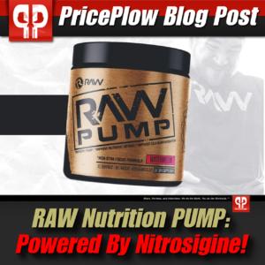 RAW Nutrition RAW Pump