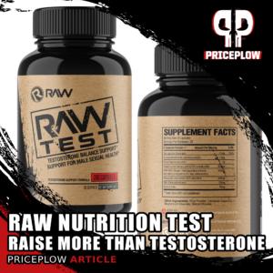 Raw Nutrition Test