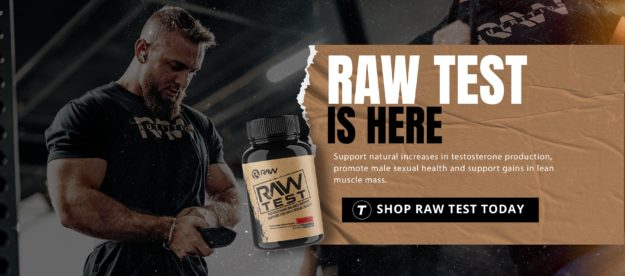 Raw Nutrition Testosterone